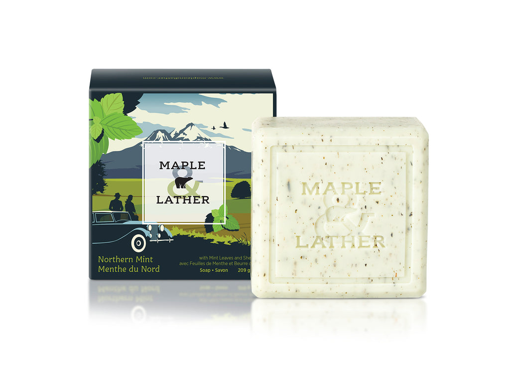 Northern Mint Soap