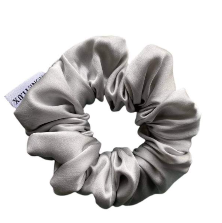 Aurora - Deluxe Mulberry Silk Scrunchies