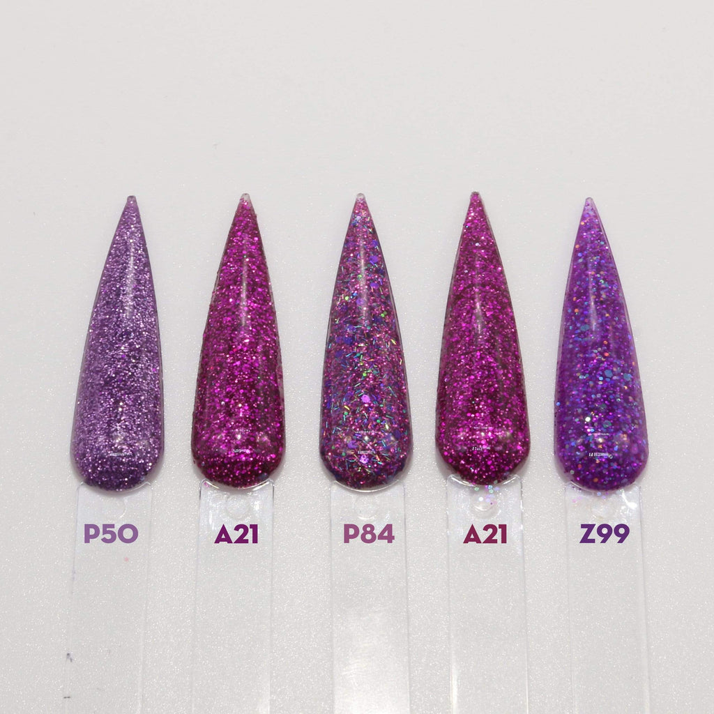 Religion Nail Supply Amethyst Collection