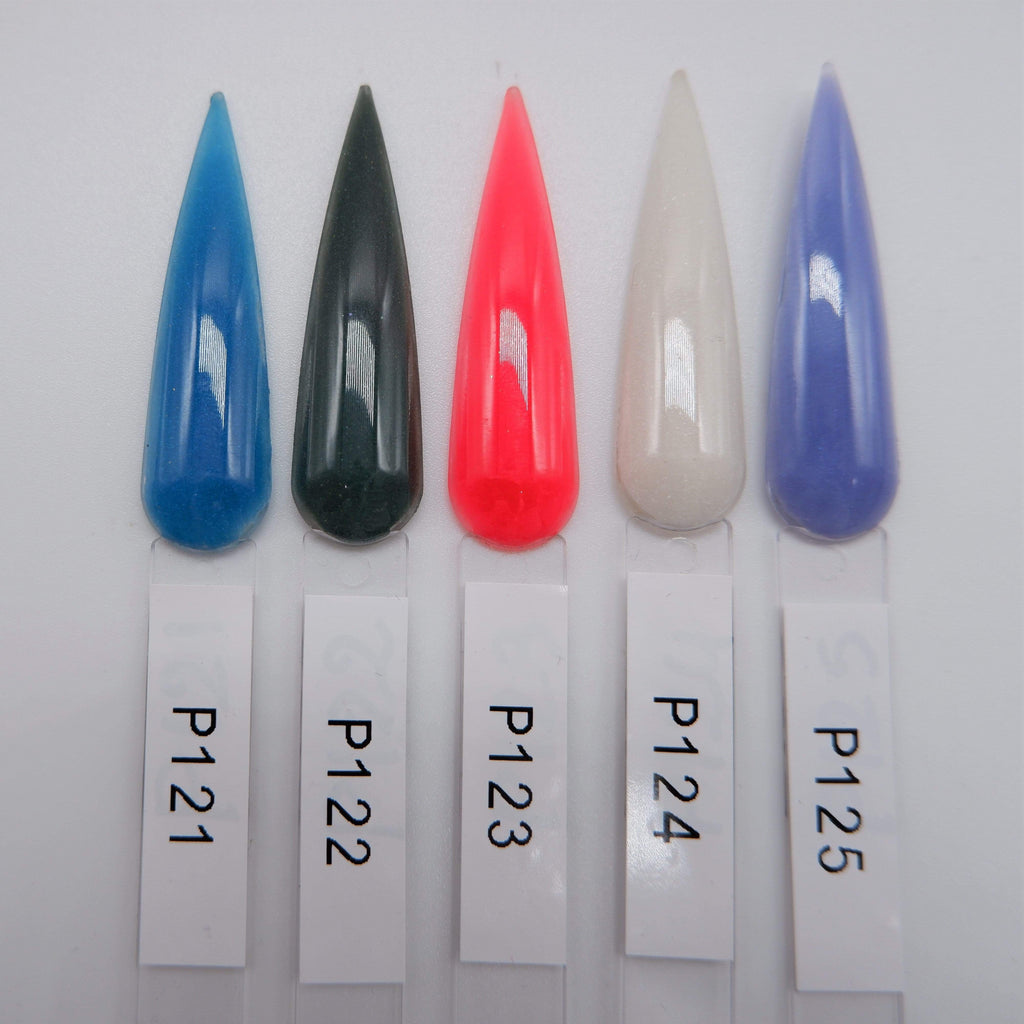 Religion Nail Supply Today Acrylic Powder P121-125