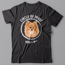 Load image into Gallery viewer, Circle of trust T-shirt