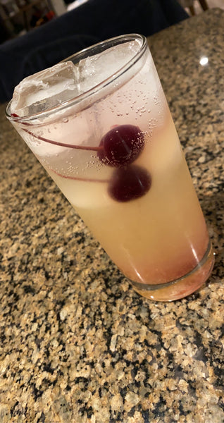 Addy's Meyer Lemon Marmalade Collins