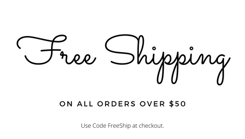 Addy's Free Shipping