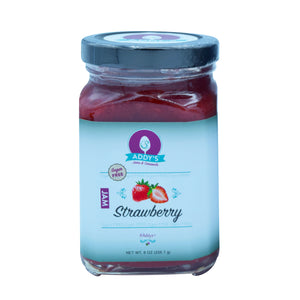 Addy's Sugar Free Strawberry Jam