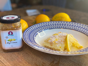Addy's Meyer Lemon Marmalade - limited batched