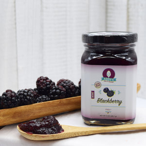 Addy's Blackberry Jam