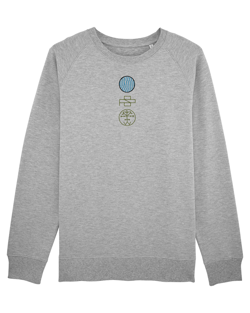 Magick Rhythem, Sweatshirt - Patrick Savile - The Illustrated Mind