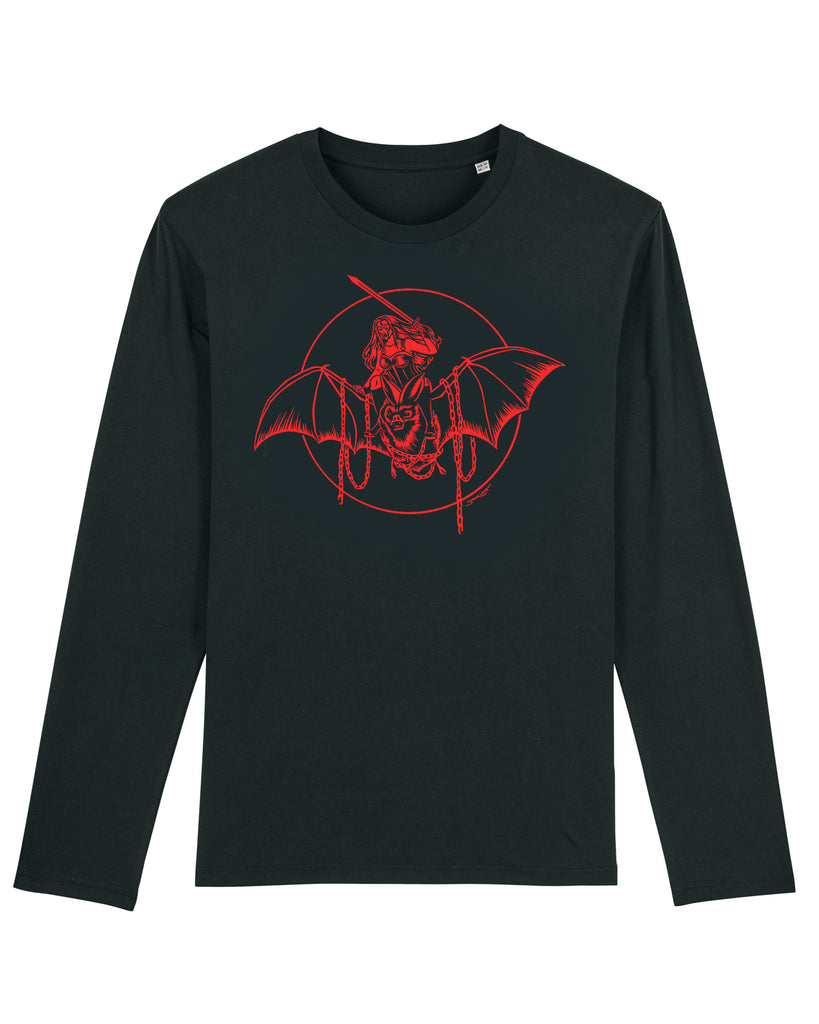 Bat Queen Longsleeve by Stellar Leuna