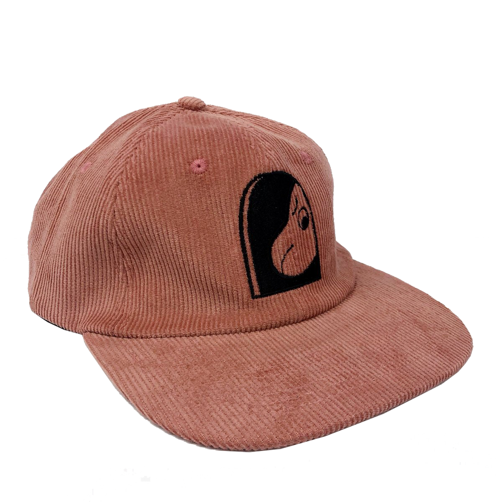 Dragon Cap (Pink) By Patrick Kyle - The Illustrated Mind