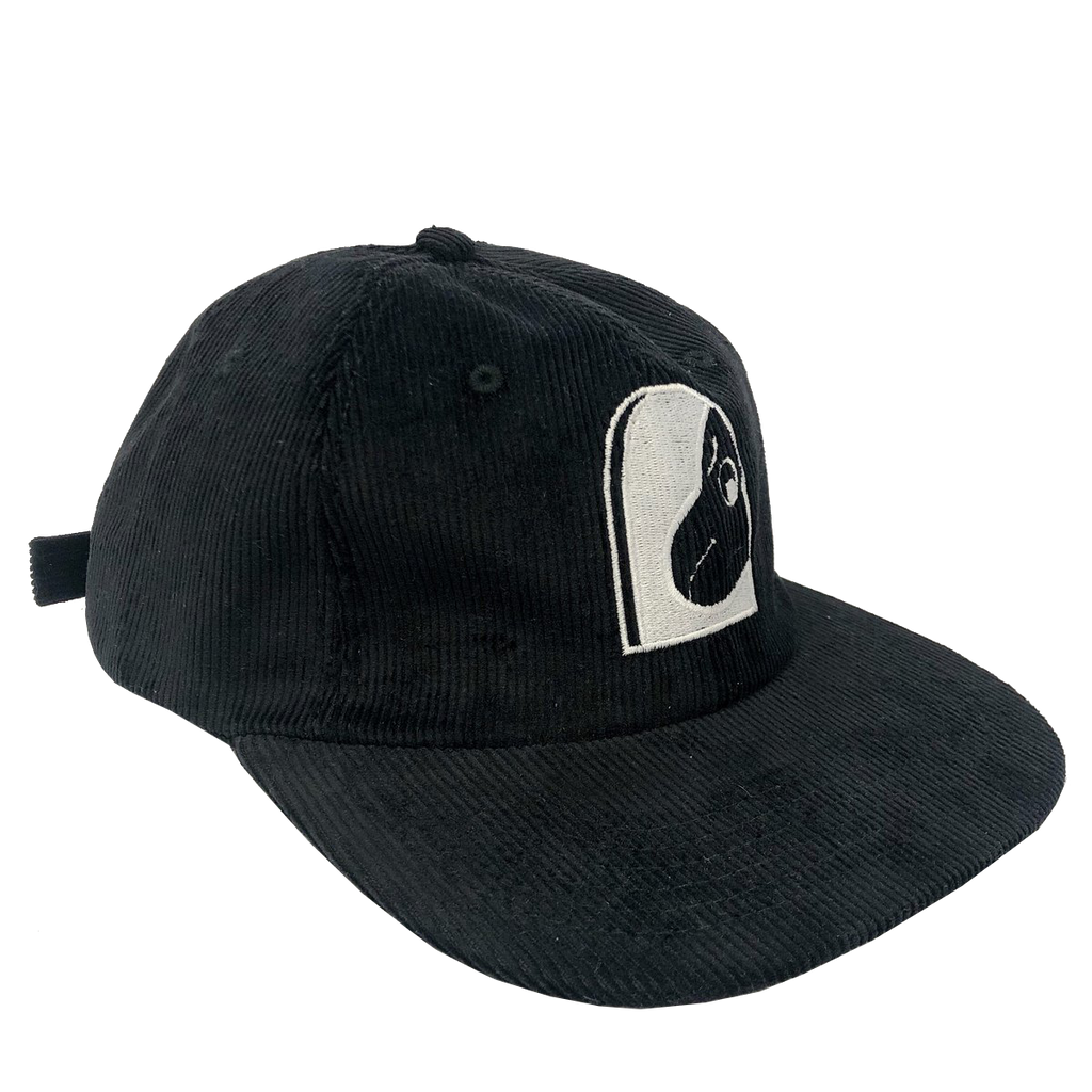Dragon Cap (Black) By Patrick Kyle - The Illustrated Mind