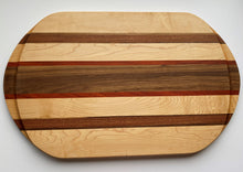"Load image into Gallery viewer, Mystic Woodworks 16"" x 26"" Carving Board"
