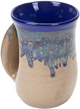 Load image into Gallery viewer, Handwarmer Mug: Cobalt Canyon