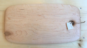 Birdseye Maple Rectangular Board