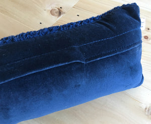 Chandler Whale Lumbar Pillow