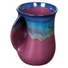 Load image into Gallery viewer, Handwarmer Mug: Purple Passion