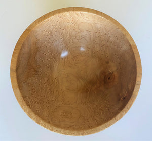 Corson Birdseye Maple Bowl