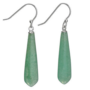 Tiger Mountain Aventurine Earring