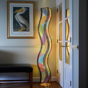 Wave Lamp - Tall