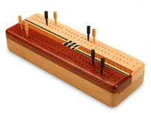 Load image into Gallery viewer, Cribbage Set: Cherry Vines