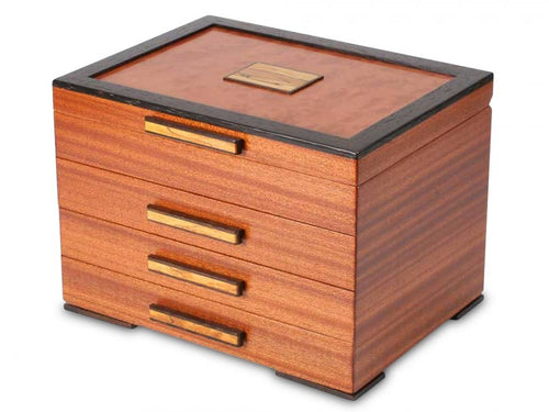Craftsman Jewelry Box - 2 Drawer