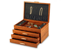 Load image into Gallery viewer, Grand Cascade II Jewelry Box