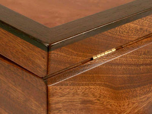 Craftsman Jewelry Box - 3 Drawer
