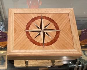Compass Rose Box