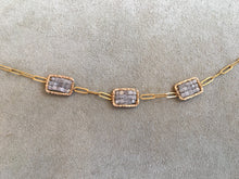 Load image into Gallery viewer, Michelle Pressler Grey Diamond Bracelet