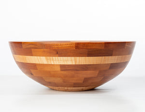 Coppola Signature Bowl: Cherry & Maple