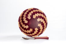 Load image into Gallery viewer, Coppola Segmented Bowl: Purple Heart & Maple