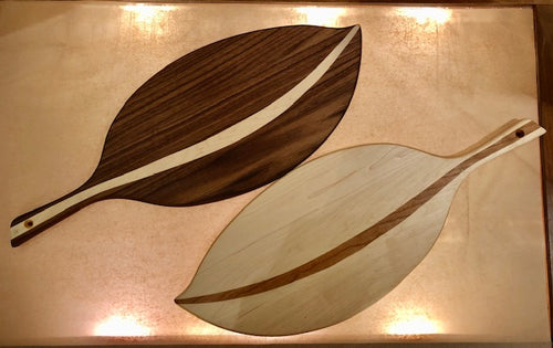 Mystic Woodworks Leaf Boards