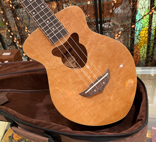 Ukulele - Birdseye Maple