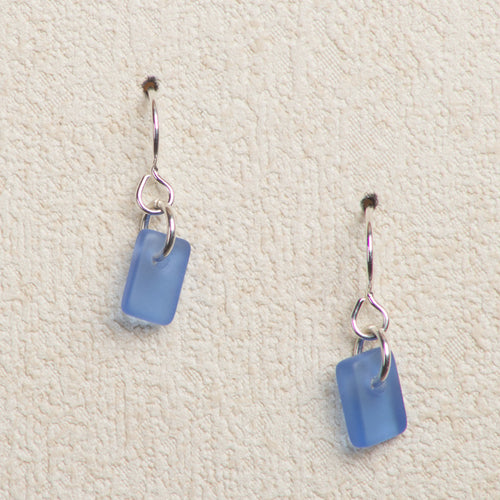Seaglass Whisper Earrings