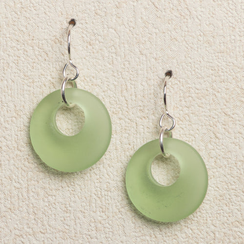 Seaglass Nova Earrings