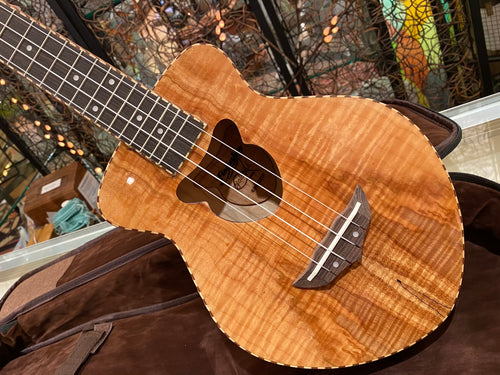 Ukulele - Spalted Maple