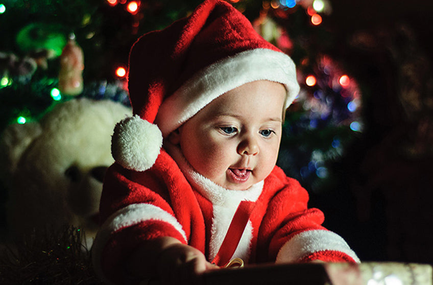 5 Last Minute Baby Gifts for Christmas