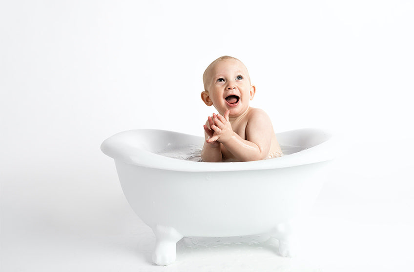Beautiful Bambino's Baby Bathtime Guide