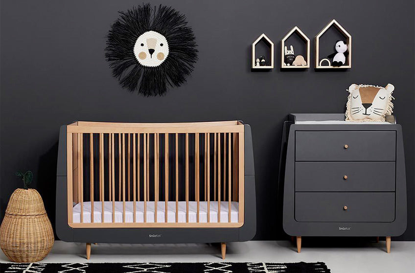 How to Design the Perfect Nursery with Snuz