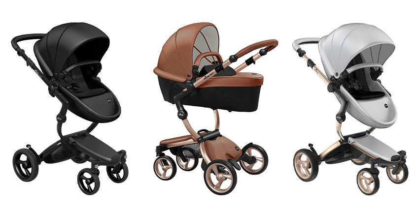 Mima pushchairs