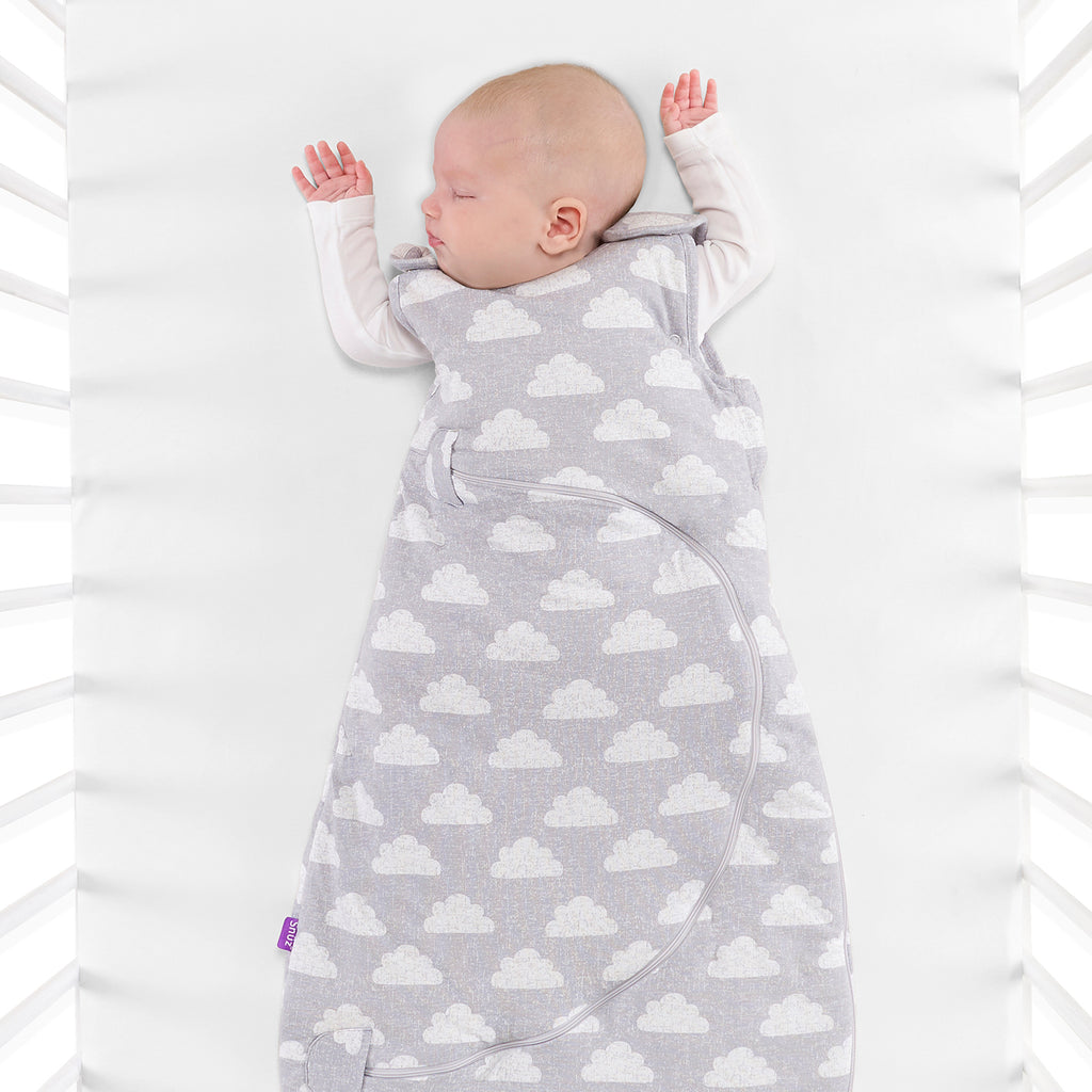 Snuz Pouch Sleeping Bag - Cloud - Beautiful Bambino
