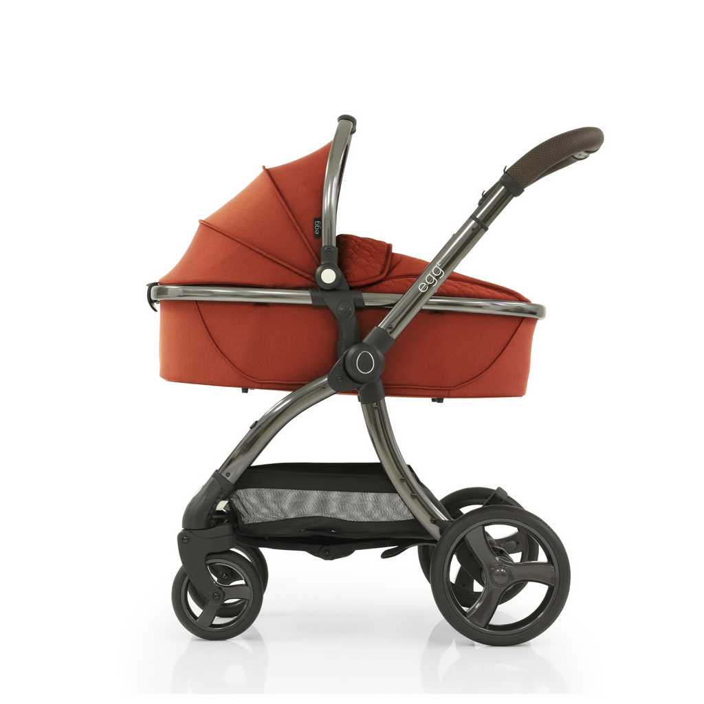 Egg2 Complete 3-in-1 Pushchair - Paprika