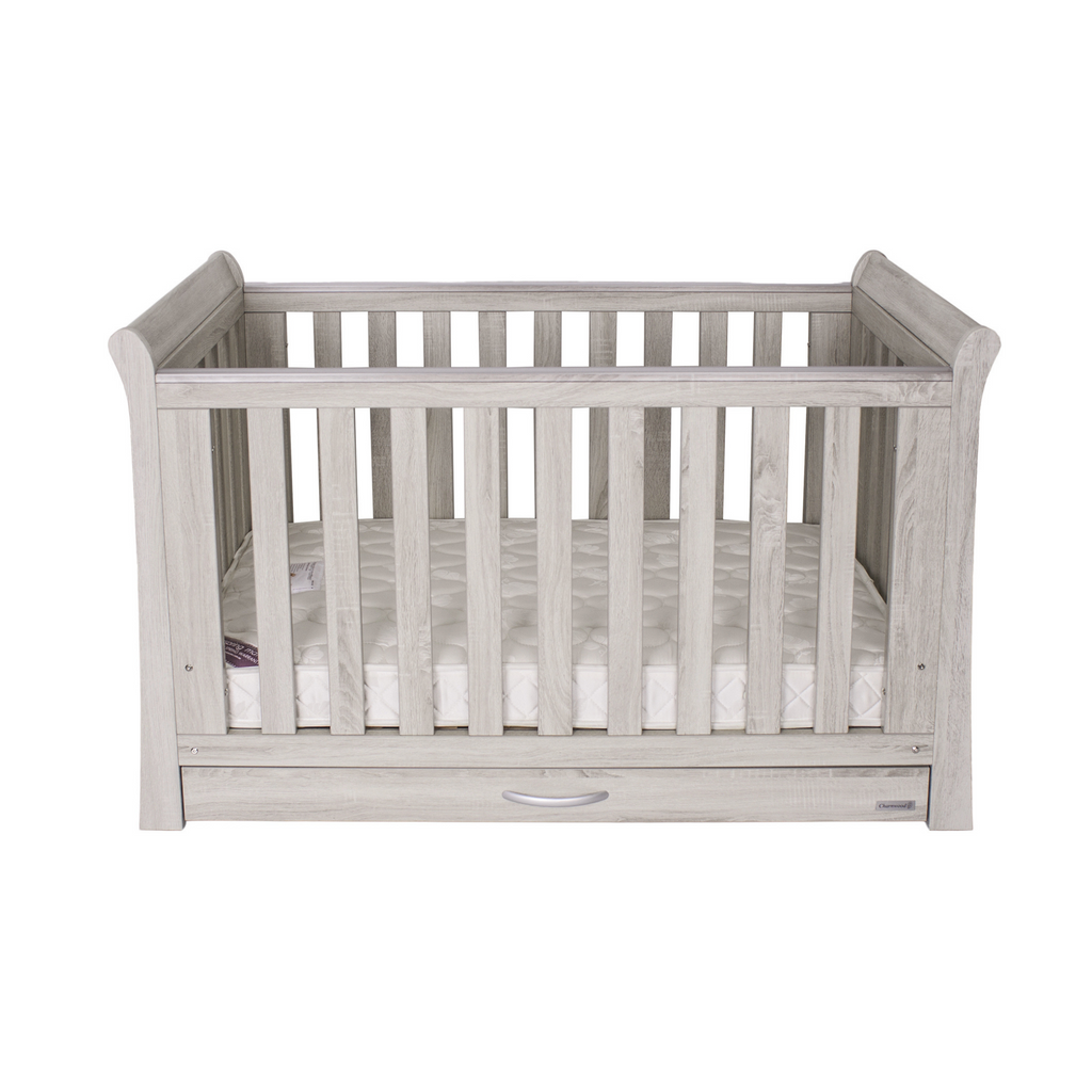 BabyStyle Noble Sleigh Cot Bed