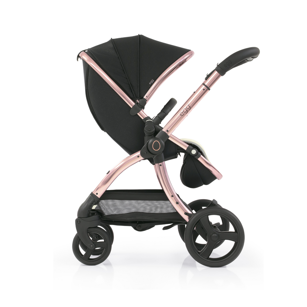 Egg2 Complete 3-in-1 Pushchair - Diamond Black