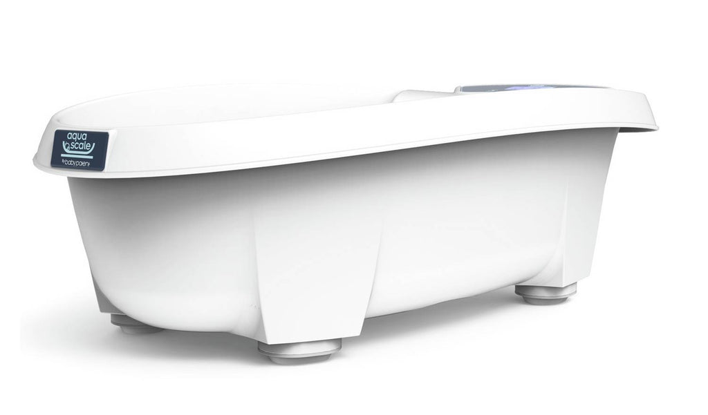 Aqua Scale V3 Digital Baby Bath - White
