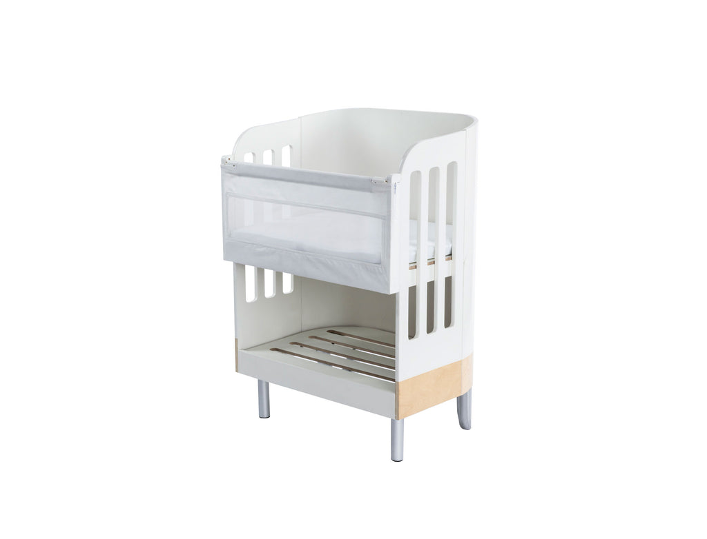 Gaia Baby Serena Complete Sleep + Co-Sleep - White/Natural - Beautiful Bambino