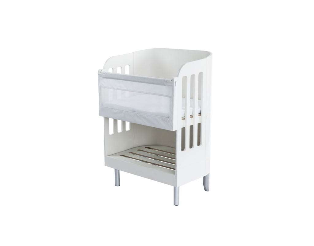 Gaia Baby Serena Complete Sleep + Co-Sleep - White - Beautiful Bambino