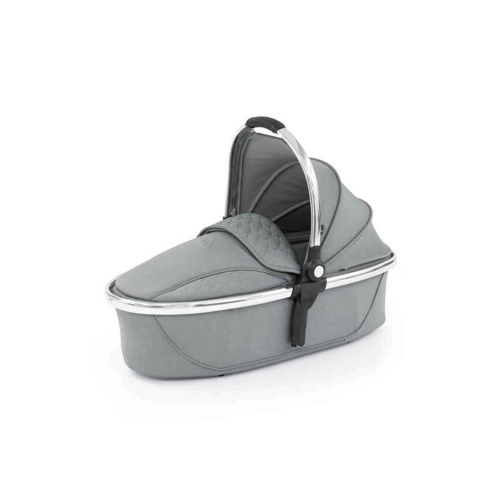 Egg2 Complete 3-in-1 Pushchair - Monument Grey