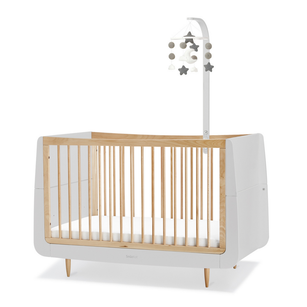 Snuz Baby Mobile - Haze Grey