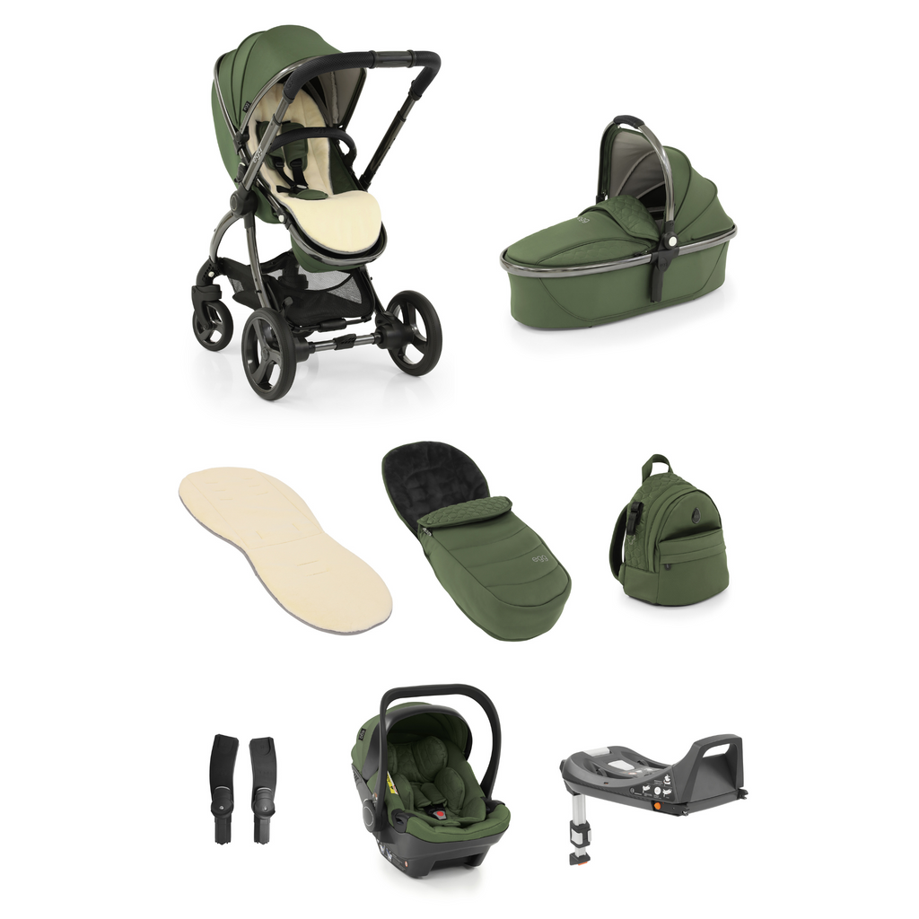 Egg2 Luxury Bundle - Olive