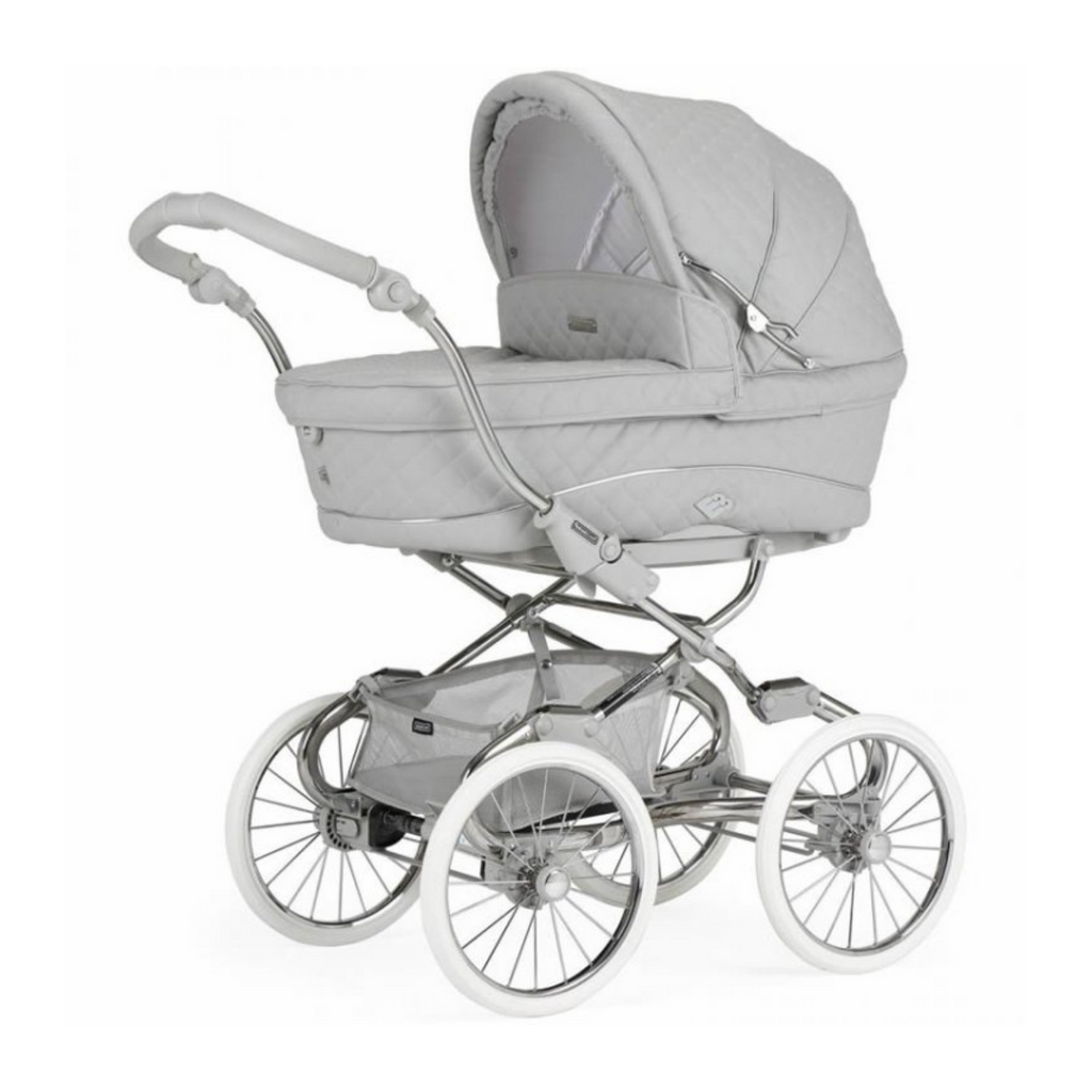 Bebecar Stylo Class + Special Combi Travel System Bundle - Dusk Grey